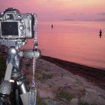 日の出撮影