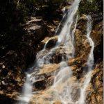 滝の映像を編集