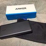 Anker のモバイルバッテリー