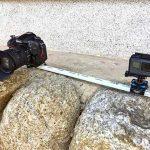GoProとD7200の手振れ補正