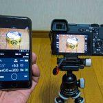 SONYのカメラアプリ
