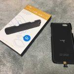 iPhone チー充電ケース