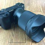 ソニーEマウント16mm F1.4