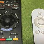 TVとAir Stickのリモコン
