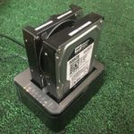 Logitec HDD 2Bay デュプリケーター